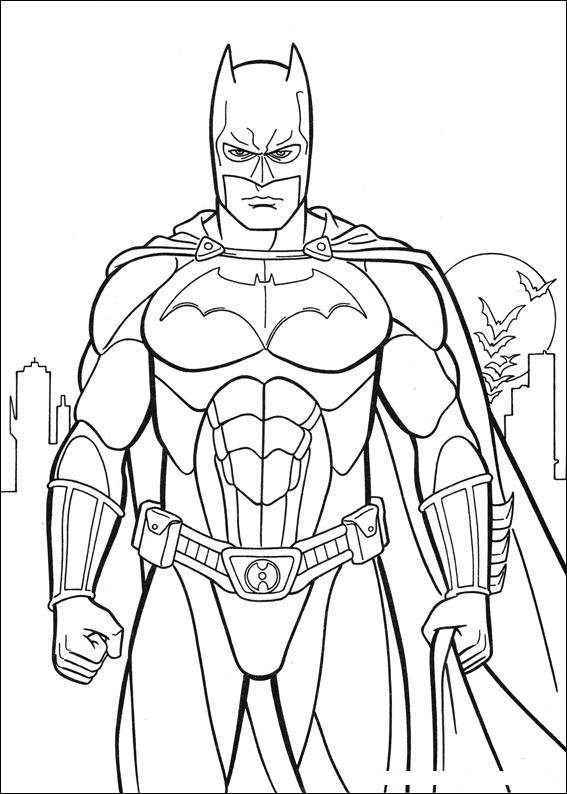 2 Popular Batman Coloring Pages Online You Should Try