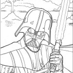 darth vader coloring pages online