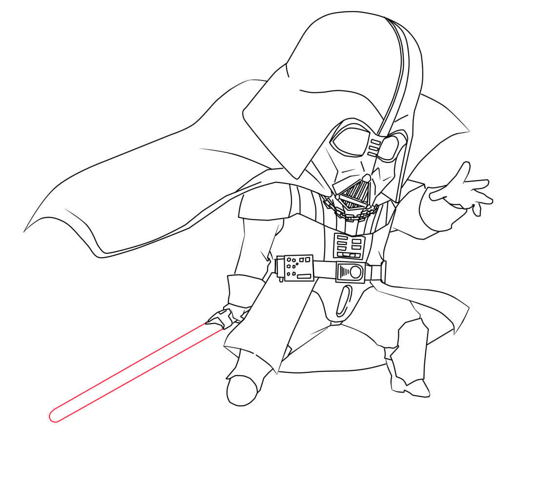 star wars coloring pages darth vader - darth vader coloring pages to print