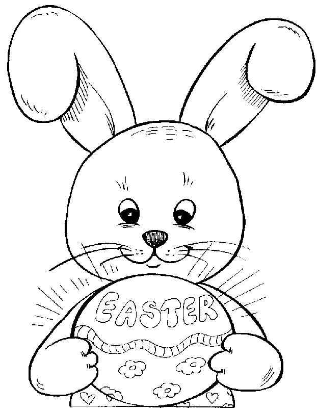 5th grade easter coloring pages