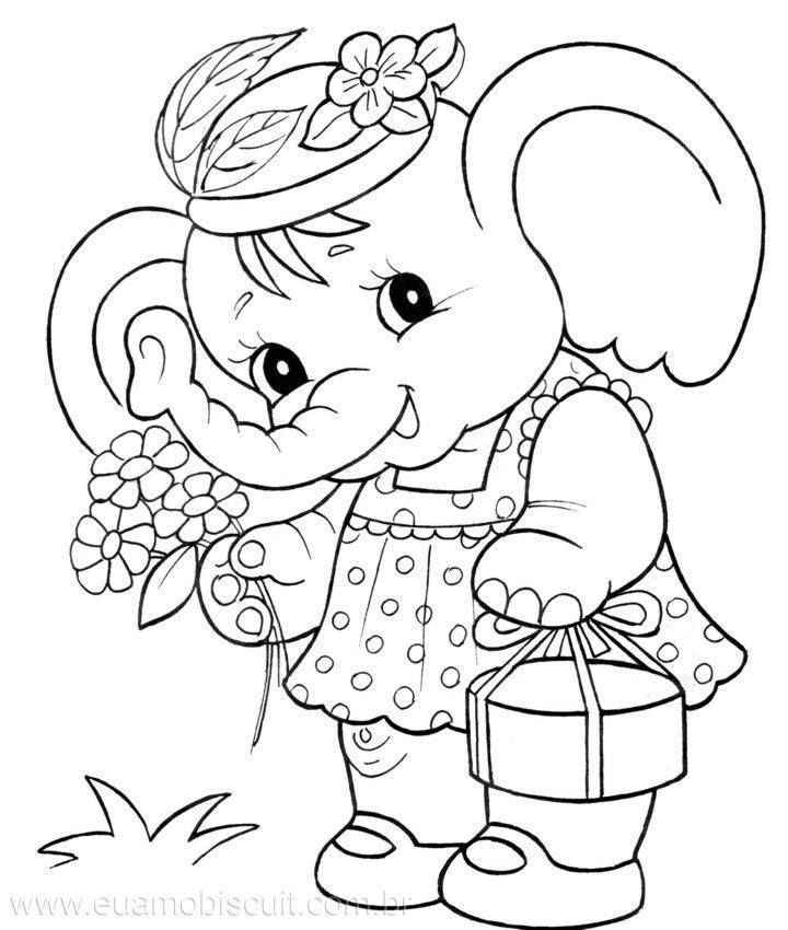 online baby coloring pages - photo#46