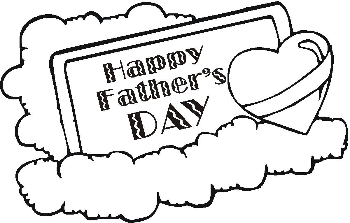 Wording-Fathers-Day-Coloring-Pages