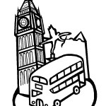 Big-ben-Clock-Tower-London-Coloring-Pages