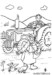 Fun Farmer Coloring Pages Learning