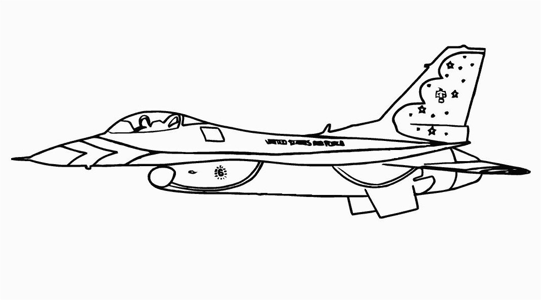 Fighter jet airplane coloring pages for Fighter plane coloring pages