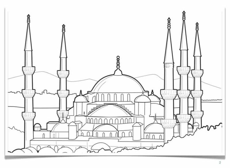 u s landmarks coloring pages - photo #45