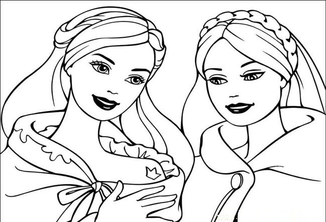 barbie-princess-coloring-pages-for-girls