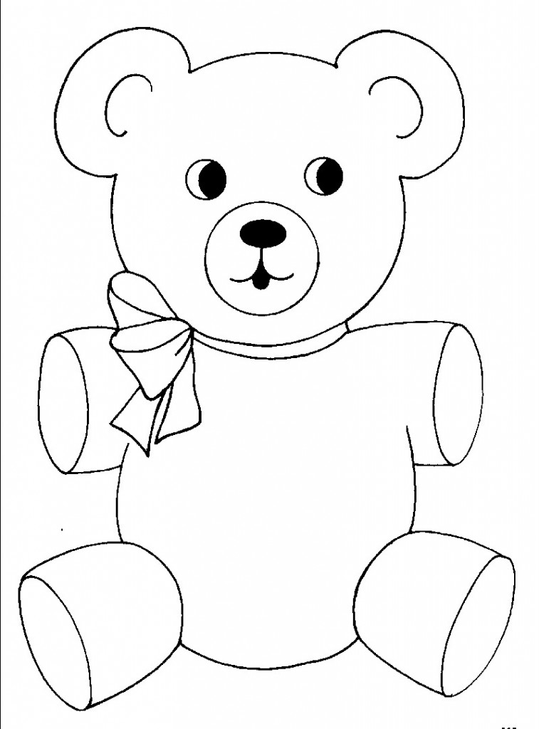 coloring pages toddler - photo#7