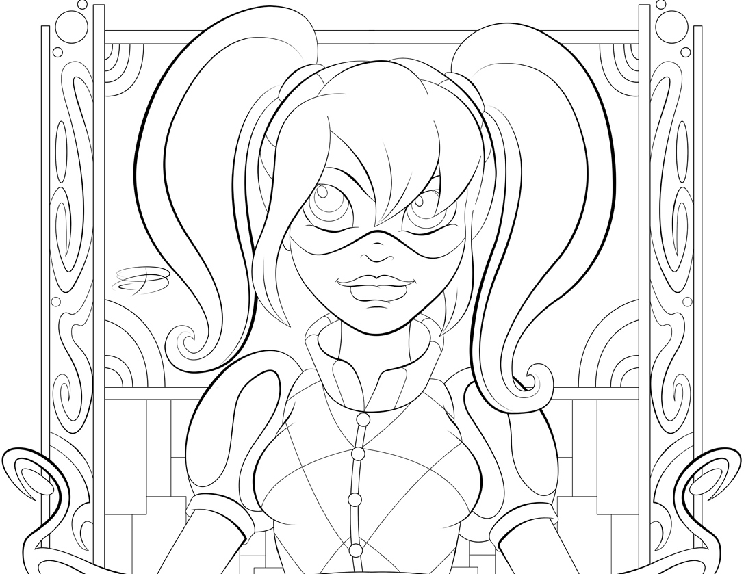 DC-Superhero-Girl-coloring-book