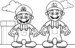 Super Mario Coloring Pages Online