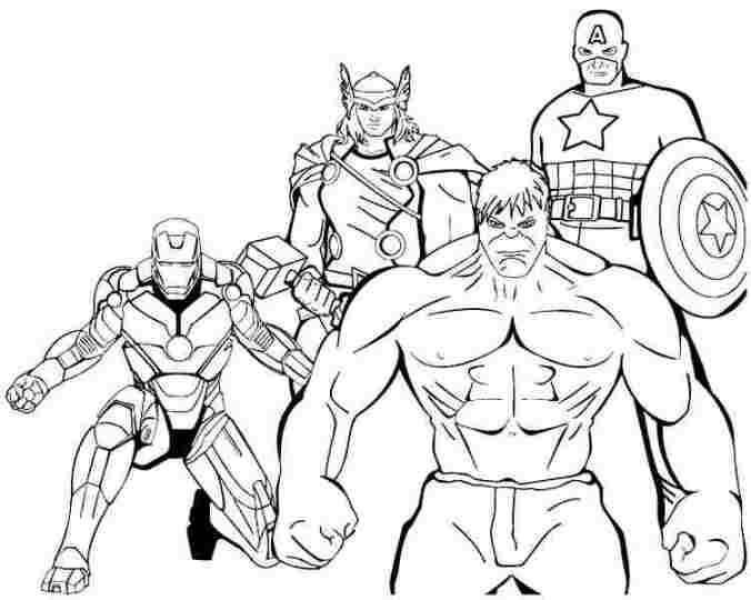 avenger-coloring-pages
