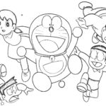 doraemon-cartoon-coloring-pages