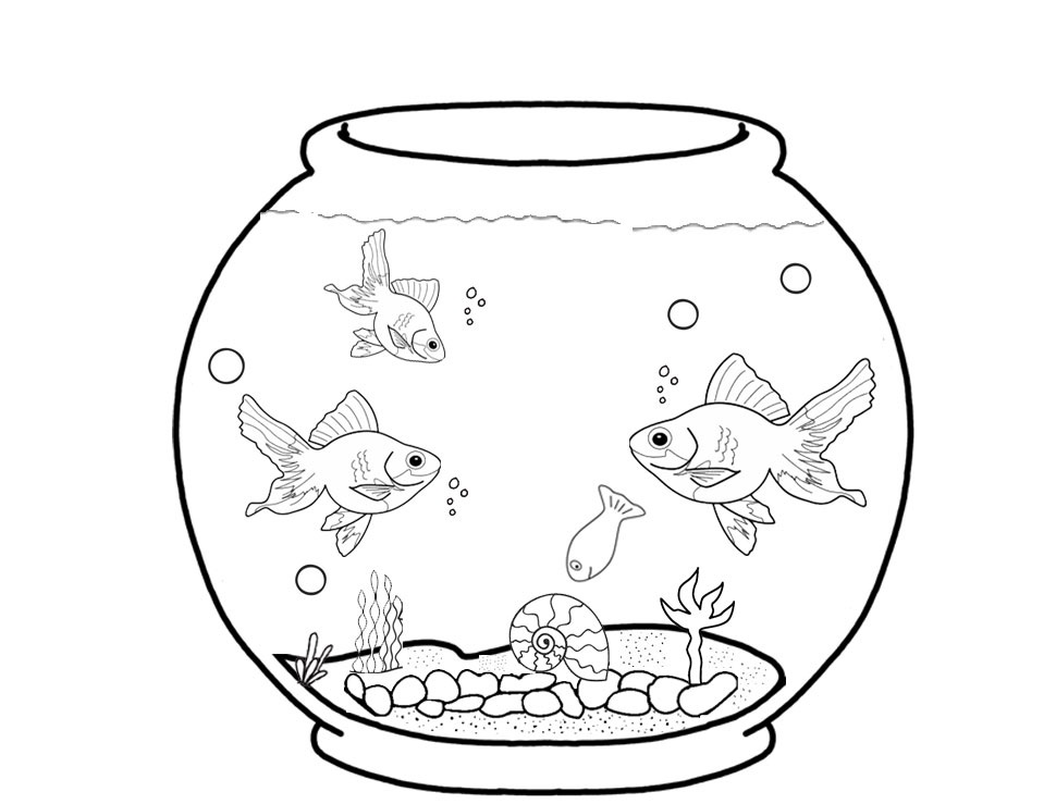 Aquarium fish coloring pages is an extension of ocean creatures