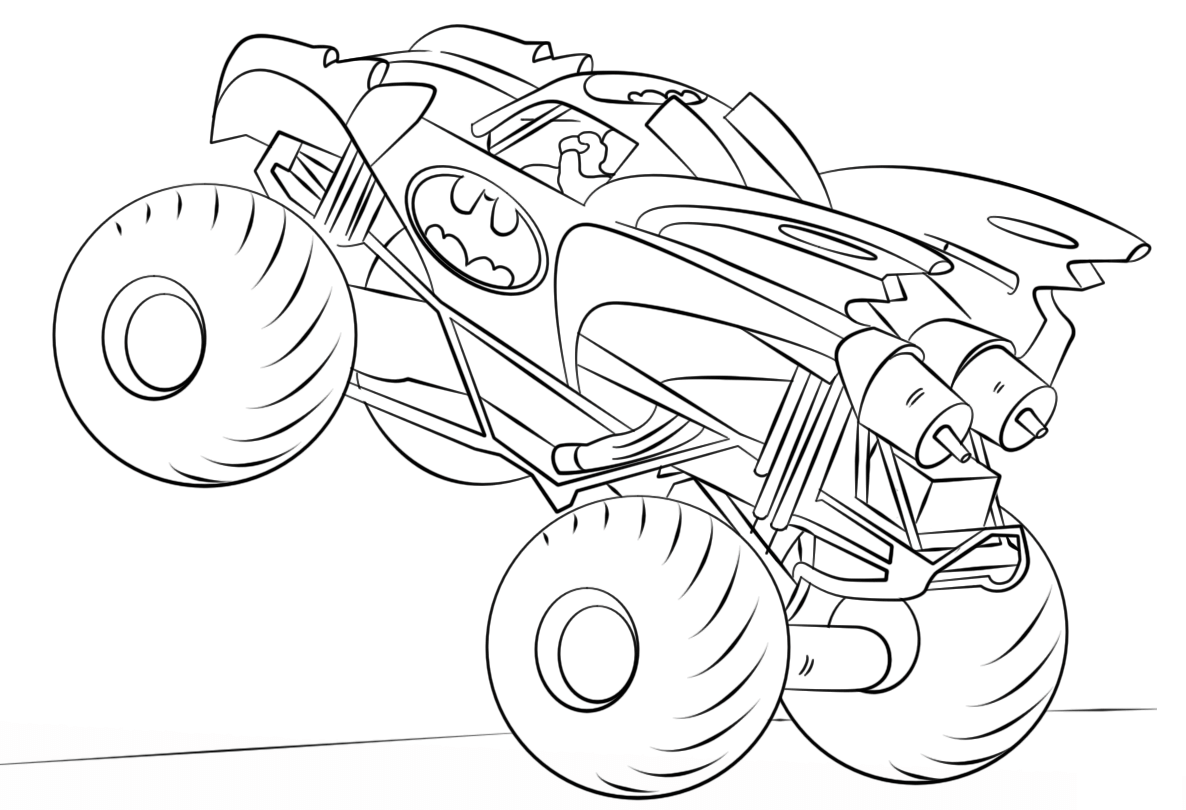 batman-monster-truck-coloring-pages