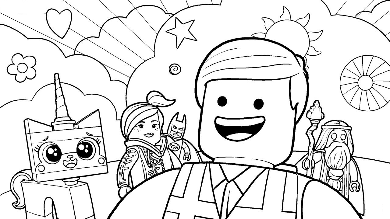 Lego Marvel Coloring Pages To Download And Print For Free: Lego-coloring-pages