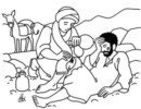Good Samaritan Coloring Pages as A Learning Activity in School