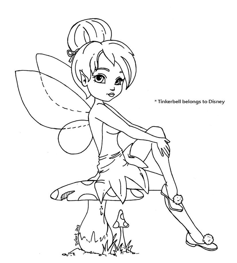 tinkerbell-coloring-pages-disney