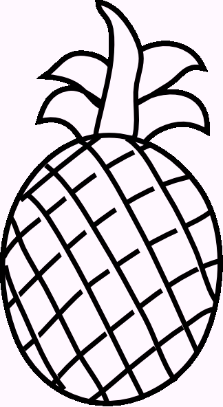 pineapples-coloring-pages