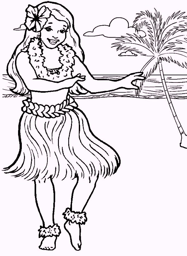 hula-hawaiian-girl-dancing-coloring-pages