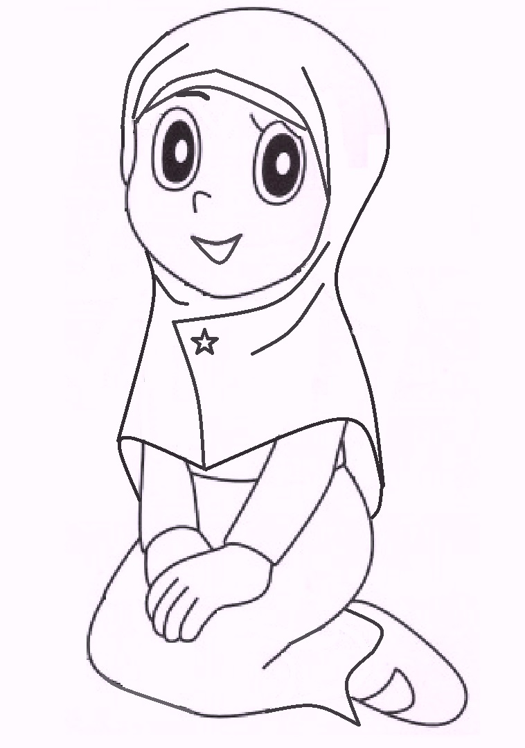 islamic-anime-cartoon-coloring