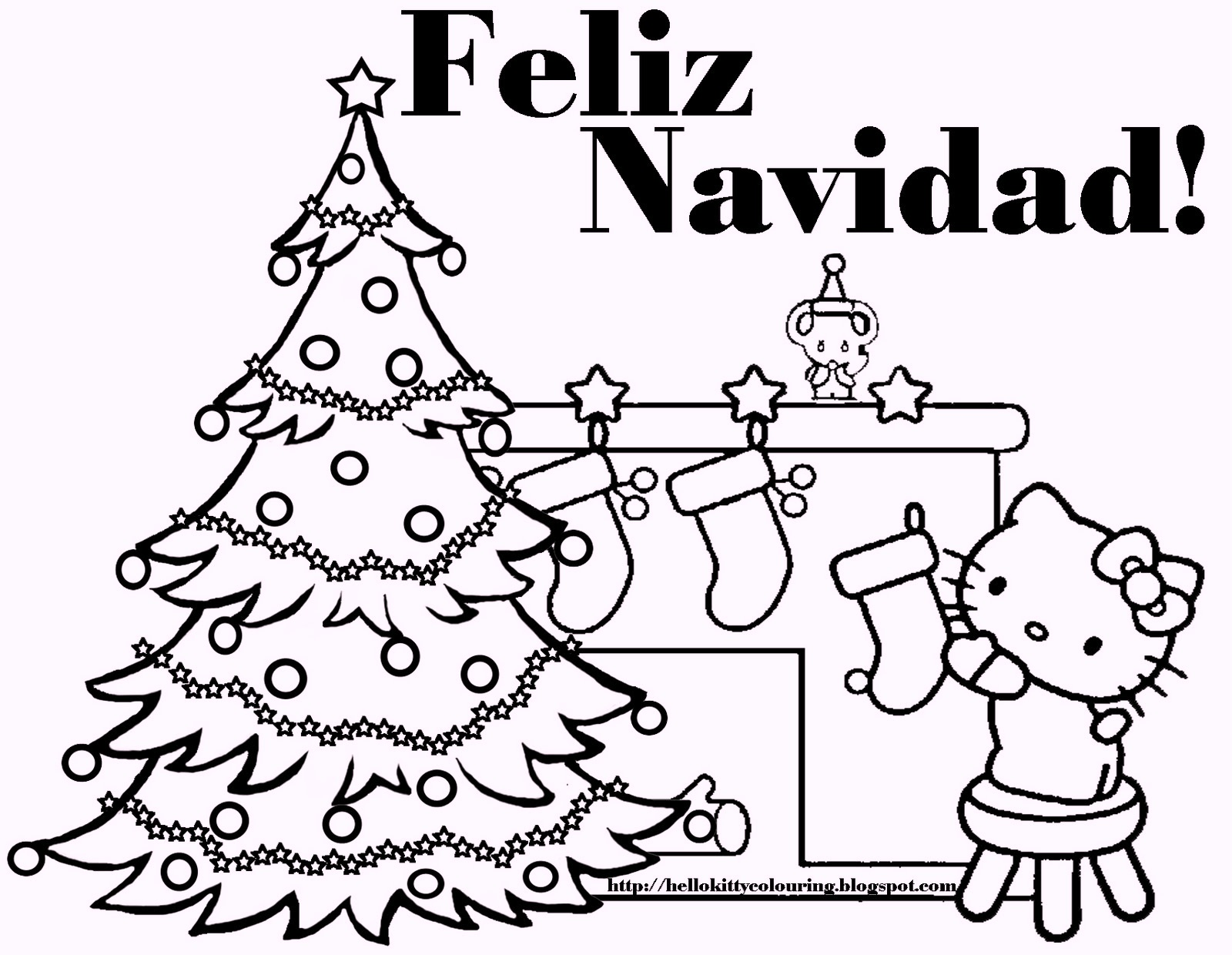 spanish-christmas-feliz-navidad-coloring-pages