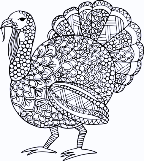 turkey-coloring-pages-to-celebrate-thanksgiving-day