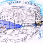 yankee-stadium-landmarks-coloring-pages