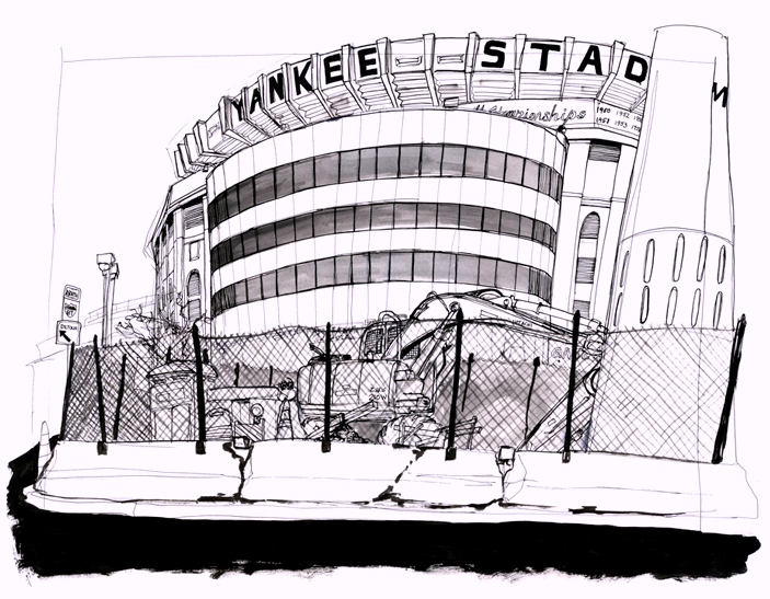 yankee-stadium-newyork-coloring-pages