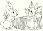 20+ Religious Easter Coloring Pages