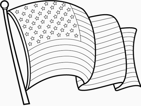 US-Flag-coloring-page-to-print