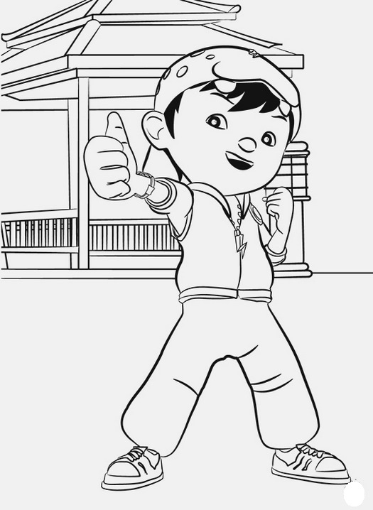boboiboy-coloring-book-for-kids