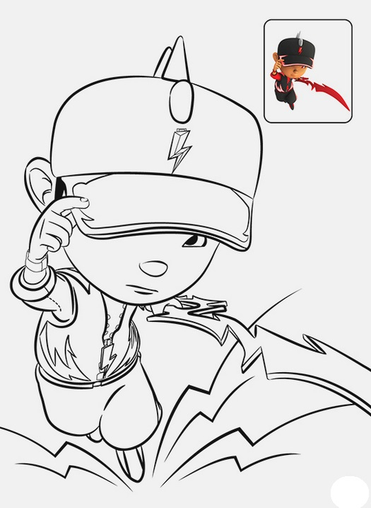 boboiboy-coloring-sheet