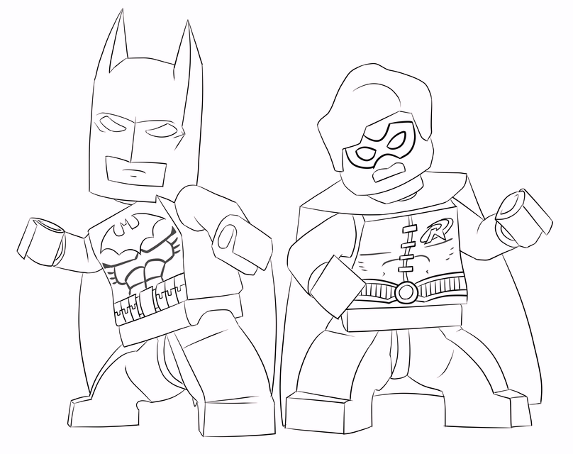 lego-batman-and-robin-coloring-pages