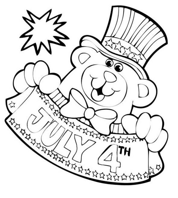 Mascot-of-4th-July-coloring-page