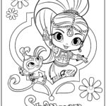 Shimmer-Spring-time-coloring-page