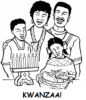 The Best 8 Kwanzaa Coloring Pages