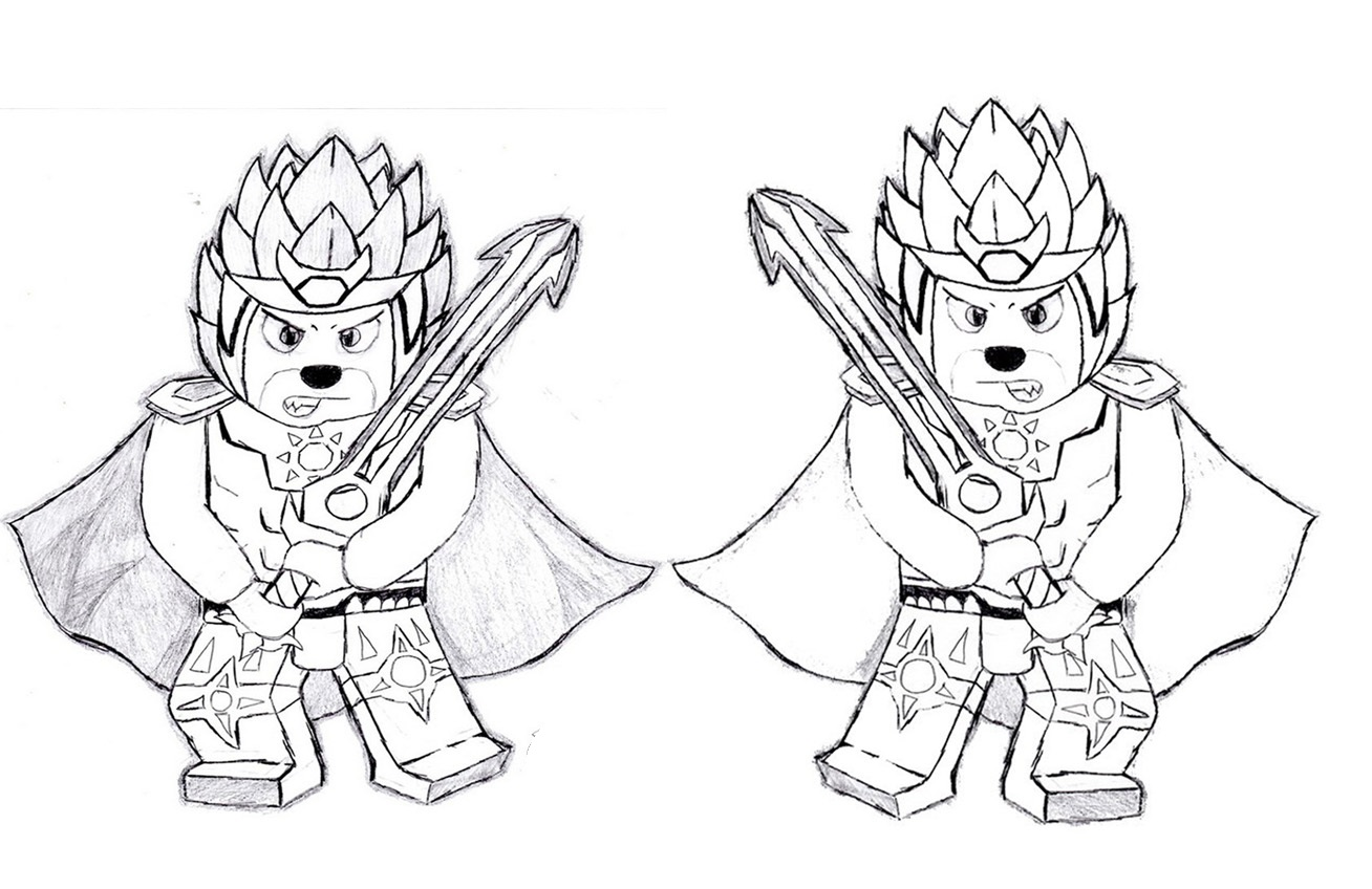 Lego-of-chima-the-legend-coloring-page