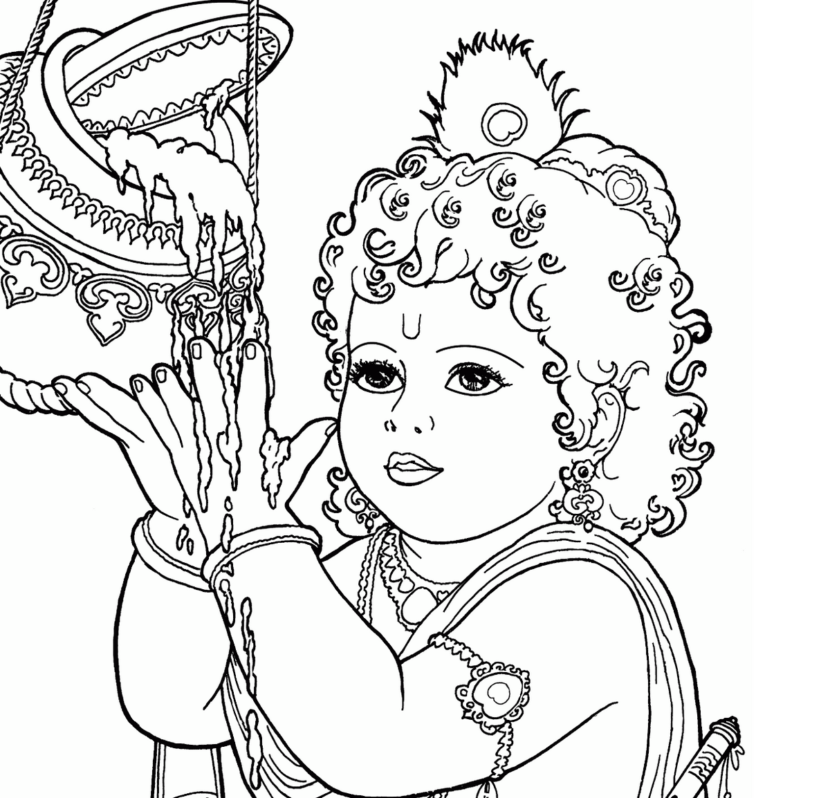 baby-krishna-coloring-page-online