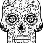 calavera-mask-coloring-book