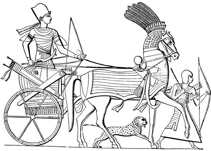 egyptian-mandala-coloring-sheet