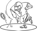 The Top 12 Football Coloring Pages