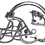 football-helmet-coloring-page-online