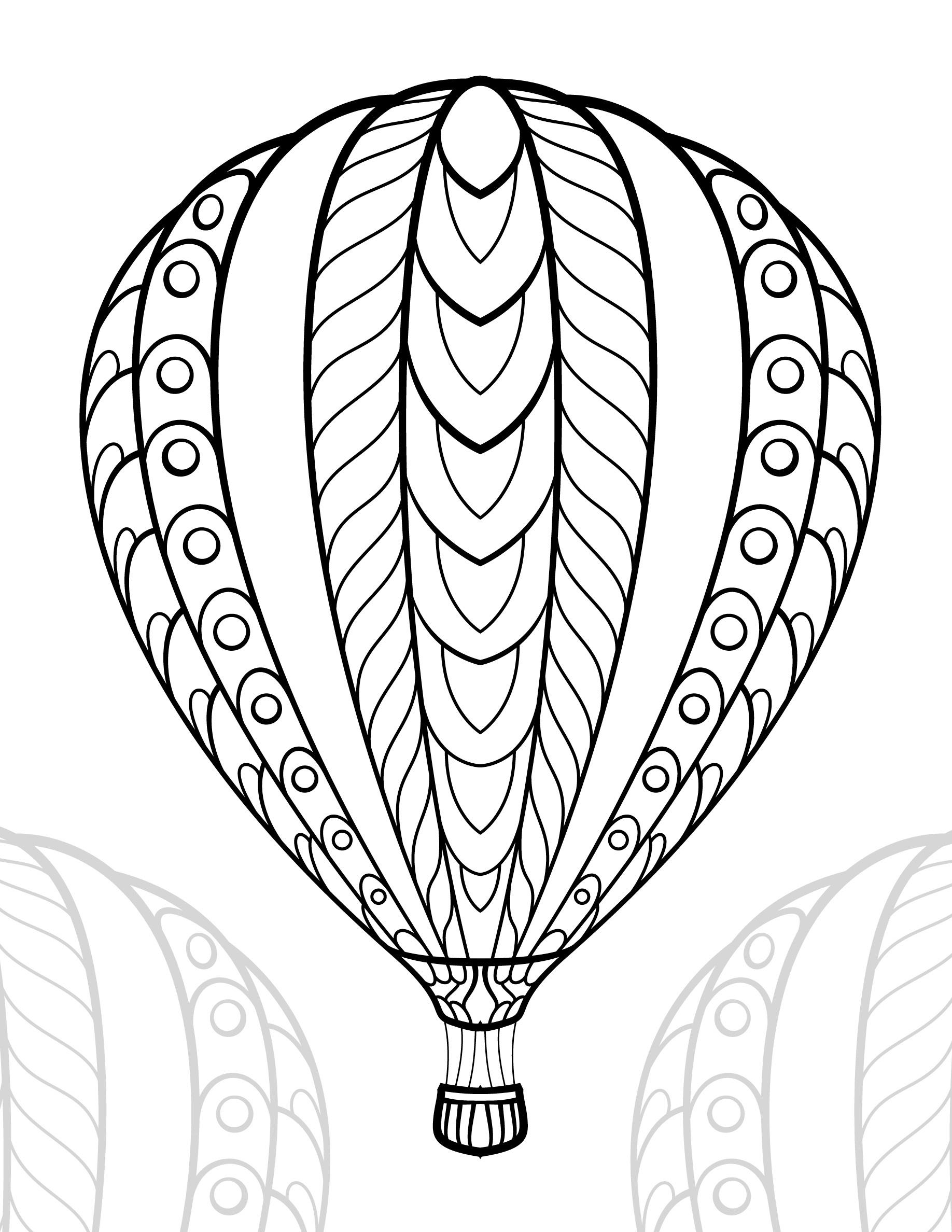 hot-air-balloon-entertain-coloring-page