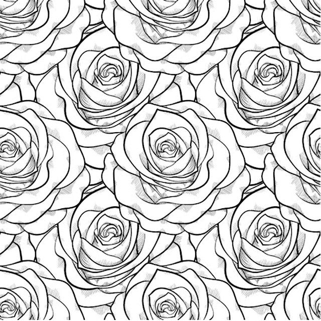 intricate-rose-flower-coloring-page-for-adults