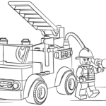 lego-fire-truck-coloring-page-online
