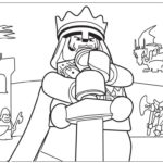 lego-prince-in-castle-coloring-page