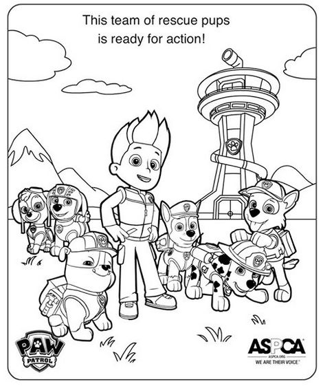 paw-patrol-team-coloring-page