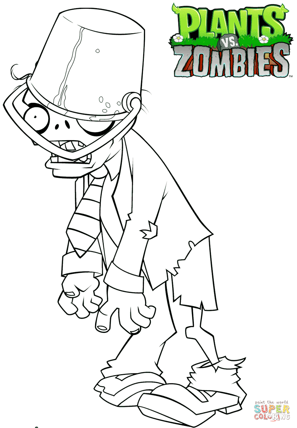 plants vs zombies coloring books png