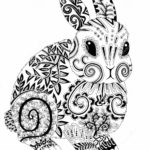 the-cute-rabbit-zentangle-coloring-book