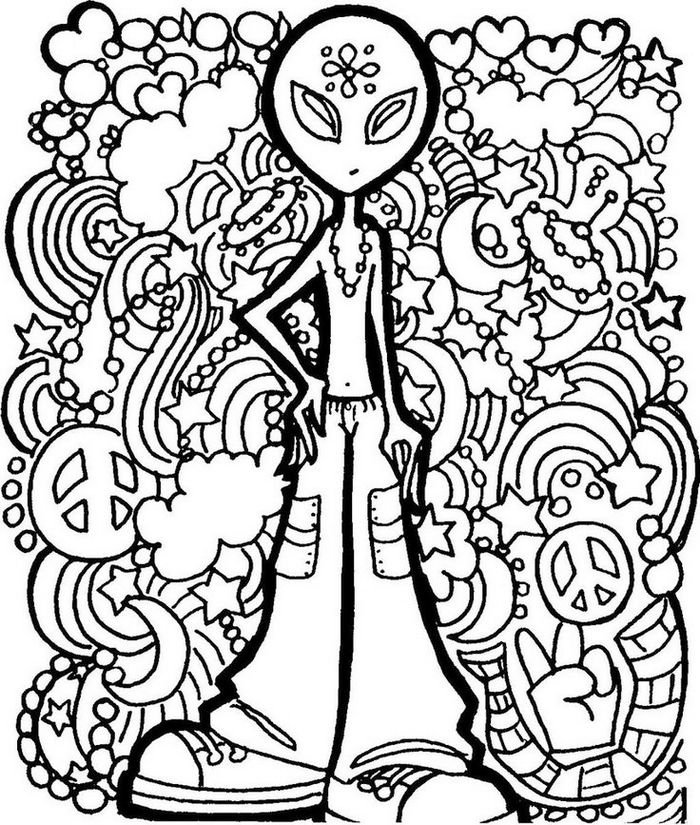 trippy-coloring-page-printable